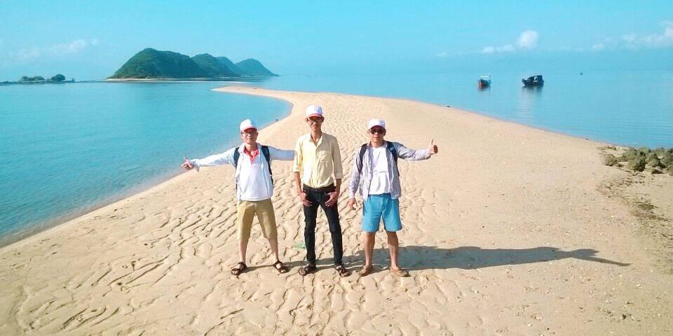Tour Đảo Điệp Sơn TrongNgày