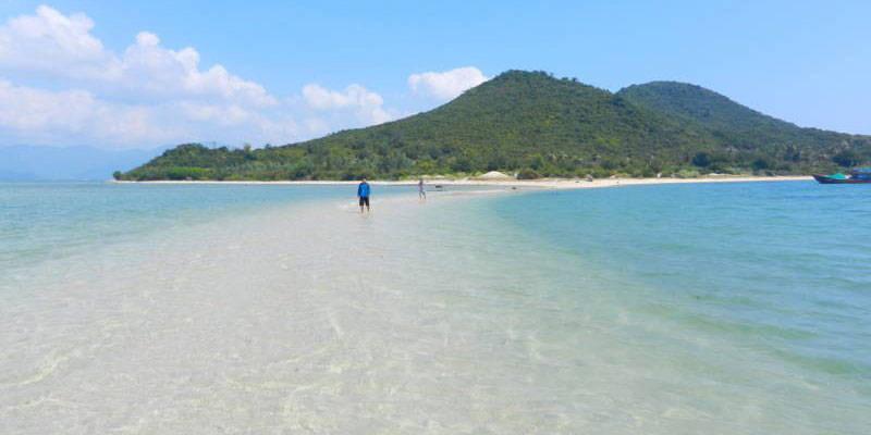 Cùng đến Đảo Điệp Sơn, Vạn Ninh, Khánhhòa