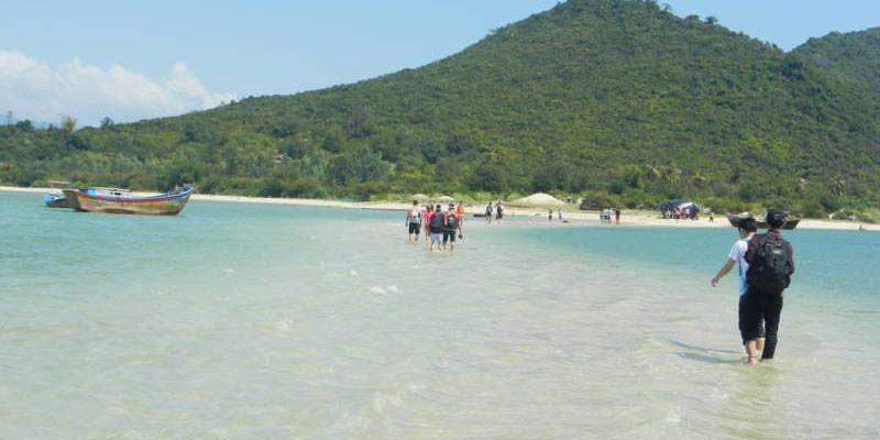 Tour Đảo Điệp Sơn - Let's Fly Travel Nha Trang